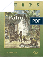 Mini GURPS - Quilombo Dos Palmares