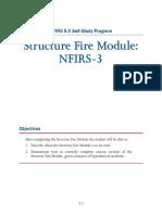 Nfirs Module 3 Structure Fire