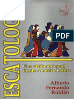103 - Alberto f Roldan Escatologia