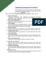 Media BK 10 Tips Meningkatkan Kemampuan Bersosialisasi
