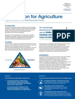 New Vision for Agriculture
