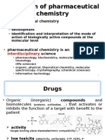 Introduction to the Pharmaceutical Chemistry and Computational Pharmaceutical Chemistry