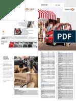 Chevrolet Enjoy 2016 Brochure