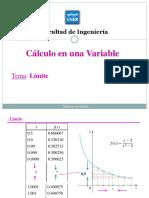 Presentación Teoría -Limites