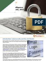 Cybersecurity Jobs Report 2015