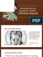 modest proposal - introduction to mp ppt
