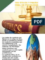 Clase 03 - Principios Éticos y Praxis Profesional