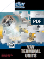Catalog Vav Terminal Units Combined