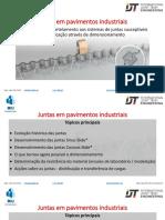 Juntas de Dilataçao HCJ-PT-low