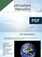 The Hidrosphere