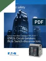 Catalog Eaton Izm32