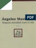 Mastretta Angeles - Ninguna Eternidad Como La Mia(2)
