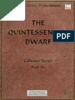 The Quintessential Dwarf.pdf