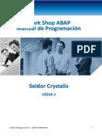 Abap Workshop v 2014