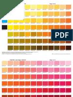Pantone(r) Color Bridge(Tm) Cmyk Ec