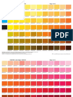Pantone(r) Color Bridge(Tm) Cmyk Ec