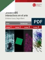 Sistemas Interactivos en el Arte