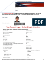 Consular Electronic Application Center - Print Application