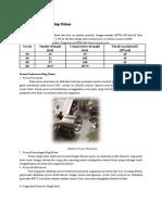 Proses Pembuatan Ring Piston