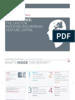 EVCA- European VC Report