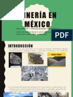 Minería en México Final
