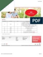 Airtel ISD Packs