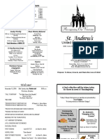 St Andrews Bulletin 1113