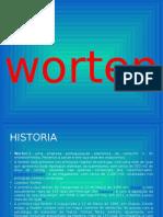 Worten Historia