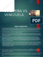 DDHH Diaz Peña vs. Venezuela