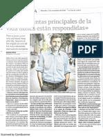 Entrevista Peter Stamm