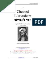Chessed-Lavraham