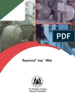 Pb1902-1 Raymond Imp Mill