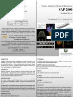 Diseño, Análisis y Cálculo de Estructuras SAP 2000