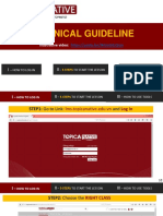 Technical Guideline