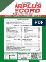 DECEMBER 2016 Surplus Record Machinery & Equipment Directory