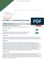 VITYBELL (Suplemento Dietario) - Laboratorio PROCAPS
