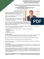 ADMIN 2 Lectura Sobre Productividad y Emprendimiento, Carlos Kasuga Osaka