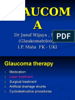 070414 - Glaucoma Part II - Dr. Jusuf