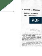 BUENO, Gustavo - El mito de la izquierda.pdf