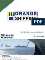 Grange Shipping