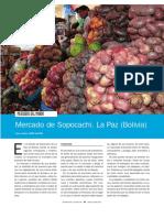 Mercado de la Paz - Bolivia