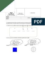 Guía de Estudio Fracciones y Resolución Problema .,.