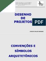 Aula 7 - Desenho de Projetos - Convenções e Símbolos Arquitetônicos