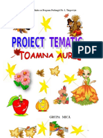 Documents.tips Proiect Tematic Toamna Nivel i