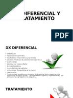 Dx Diferencial y Tratamiento2