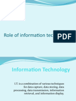 PPT ON Information Technology