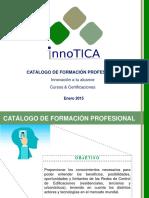 IS_Catálogo de Formación