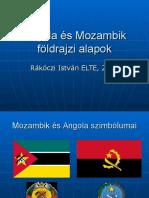 Angola Földrajzi Alapok (2)