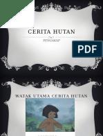 WATAK CERITA HUTAN