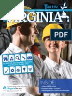 VA AWWA Section Magazine - 2013-04-11